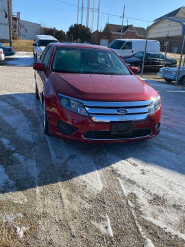 2011 Ford Fusion for sale at J2 WHEELS UNLIMITED in Griggsville IL