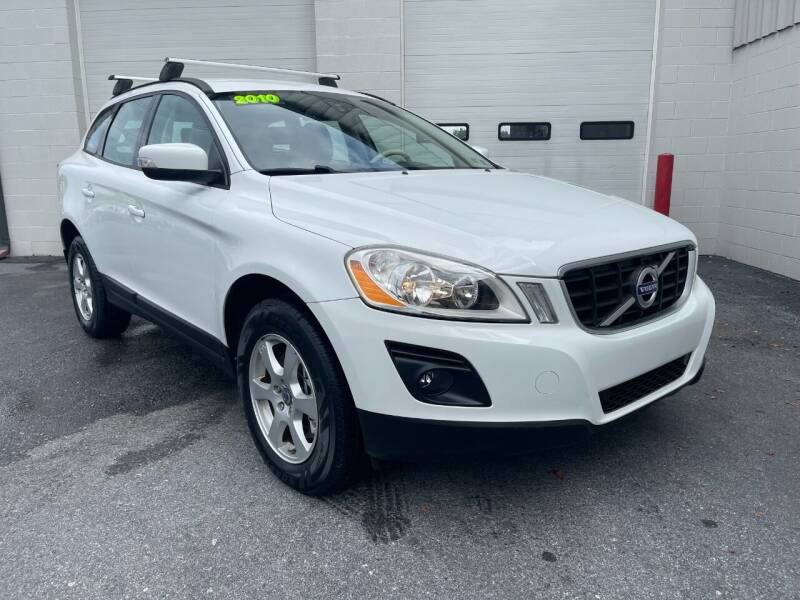 2010 Volvo XC60 for sale at Zimmerman's Automotive in Mechanicsburg PA