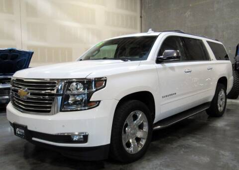 2015 Chevrolet Suburban for sale at Platinum Motors in Portland OR