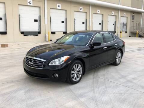 2012 Infiniti M37 for sale at EUROPEAN AUTO ALLIANCE LLC in Coral Springs FL