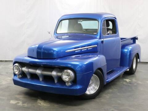 1952 Ford F-100 for sale at United Auto Exchange in Addison IL
