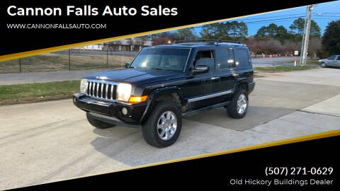 2008 Jeep Commander for sale at Cannon Falls Auto Sales in Cannon Falls MN