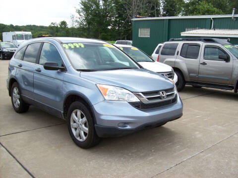 2011 Honda CR-V for sale at Summit Auto Inc in Waterford PA