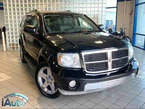 2007 Dodge Durango for sale at iAuto in Cincinnati OH