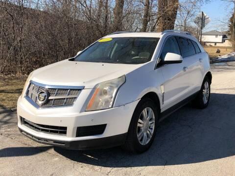 2010 Cadillac SRX for sale at Posen Motors in Posen IL