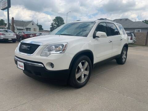 2011 GMC Acadia for sale at Triangle Auto Sales 2 in Omaha NE