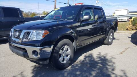 2011 Nissan Frontier for sale at A & A IMPORTS OF TN in Madison TN