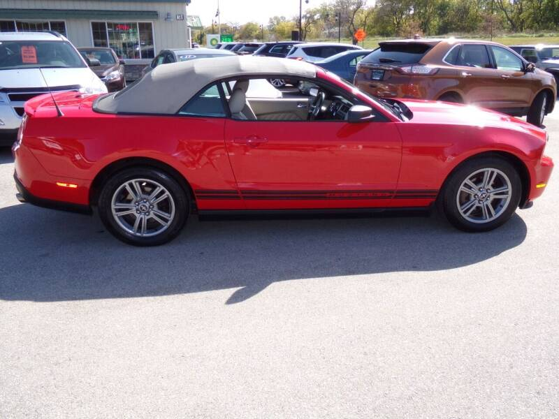 2010 Ford Mustang  - Oconomowoc WI