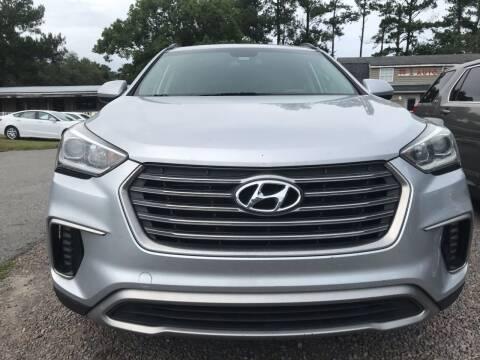 2017 Hyundai Santa Fe for sale at #1 Auto Liquidators in Yulee FL