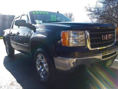 2009 GMC Sierra 1500 for sale at Oak Hill Auto Sales of Wooster, LLC in Wooster OH
