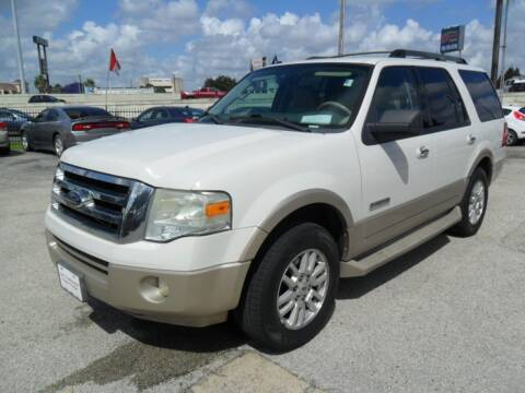 2008 Ford Expedition for sale at Talisman Motor City in Houston TX