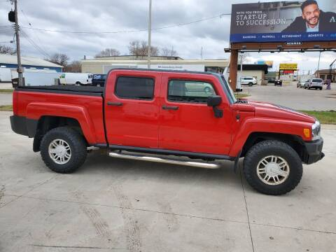 2009 HUMMER H3T for sale at GOOD NEWS AUTO SALES in Fargo ND