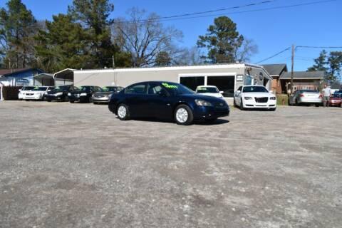 2006 Nissan Altima for sale at Barrett Auto Sales in North Augusta SC