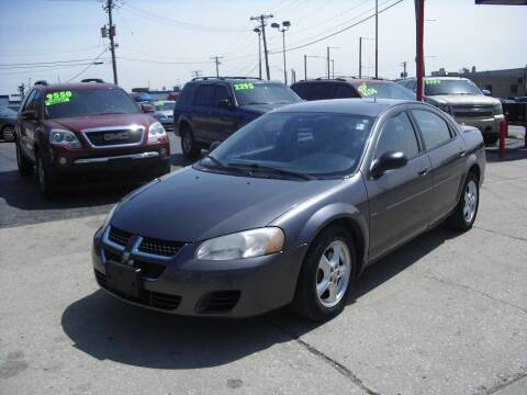 2004 Dodge Stratus for sale at Nationwide Auto Group in Melrose Park IL