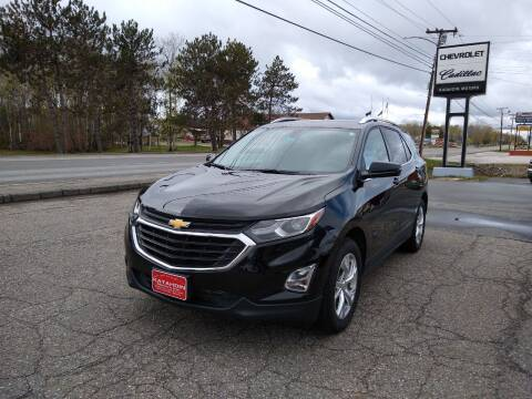 2018 Chevrolet Equinox for sale at KATAHDIN MOTORS INC /  Chevrolet Sales & Service in Millinocket ME
