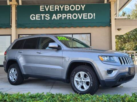 2014 Jeep Grand Cherokee for sale at Dunn-Rite Auto Group in Longwood FL