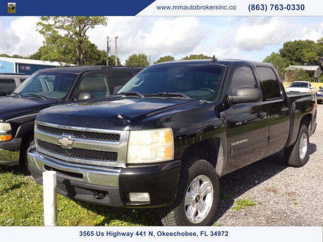 2011 Chevrolet Silverado 1500 for sale at M & M AUTO BROKERS INC in Okeechobee FL