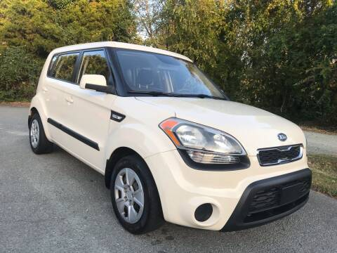 2012 Kia Soul for sale at Pristine AutoPlex in Burlington NC
