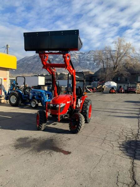 2021 Branson 4820H for sale at Hobby Tractors - New Tractors in Pleasant Grove UT