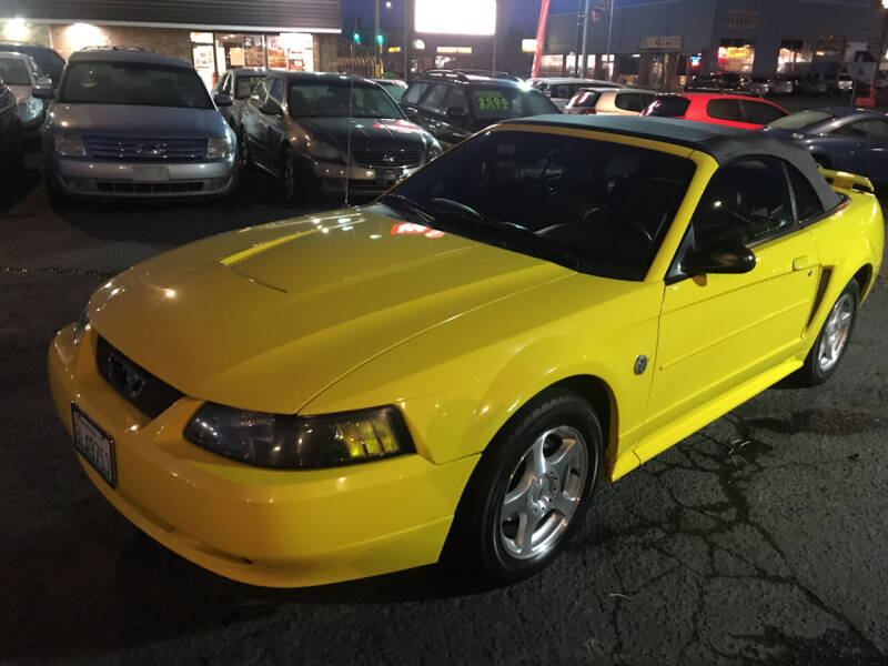 2004 Ford Mustang for sale at American Dream Motors in Everett WA