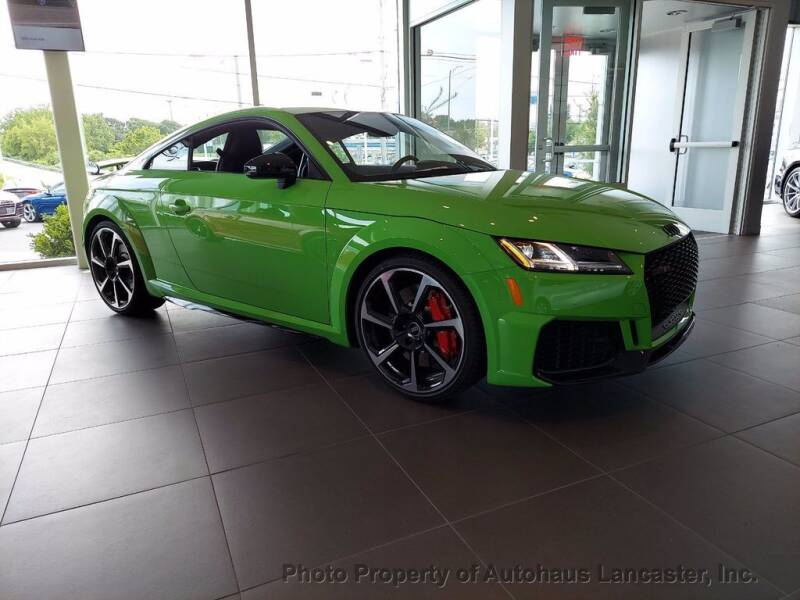 2021 Audi TT RS for sale in Lancaster, PA