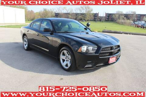 2014 Dodge Charger for sale at Your Choice Autos - Joliet in Joliet IL