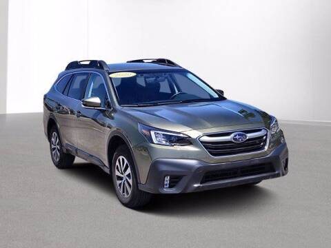 2020 Subaru Outback for sale at Jimmys Car Deals at Feldman Chevrolet of Livonia in Livonia MI