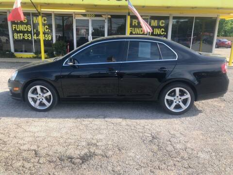 2009 Volkswagen Jetta for sale at Ron Self Motor Company in Fort Worth TX