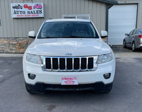 2011 Jeep Grand Cherokee for sale at QS Auto Sales in Sioux Falls SD