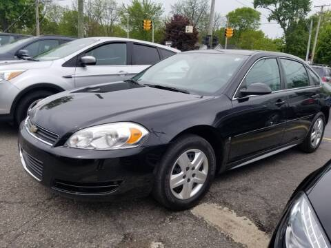 2009 Chevrolet Impala for sale at DALE'S AUTO INC in Mt Clemens MI