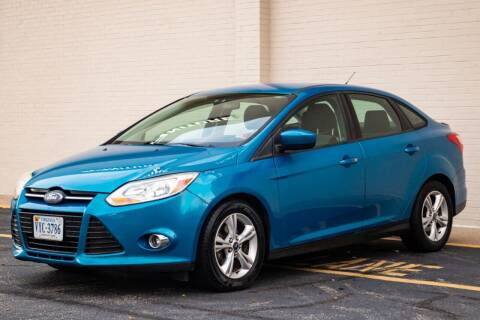 2012 Ford Focus for sale at Carland Auto Sales INC. in Portsmouth VA