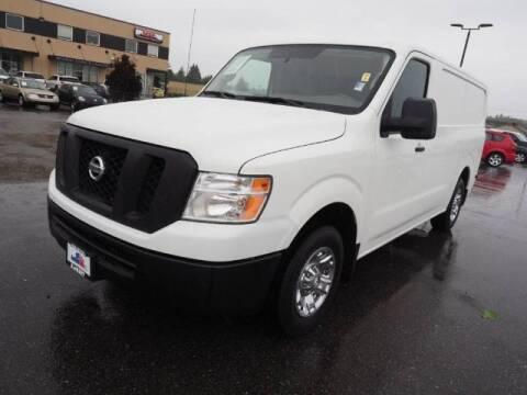 2017 Nissan NV Cargo for sale at Karmart in Burlington WA