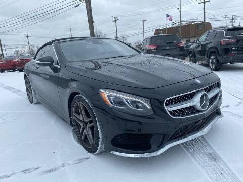 2017 Mercedes-Benz S-Class for sale at M-97 Auto Dealer in Roseville MI