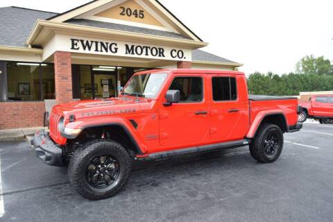 2020 Jeep Gladiator for sale at Ewing Motor Company in Buford GA