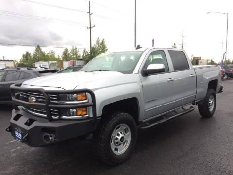 2017 Chevrolet Silverado 2500HD for sale at Delta Car Connection LLC in Anchorage AK