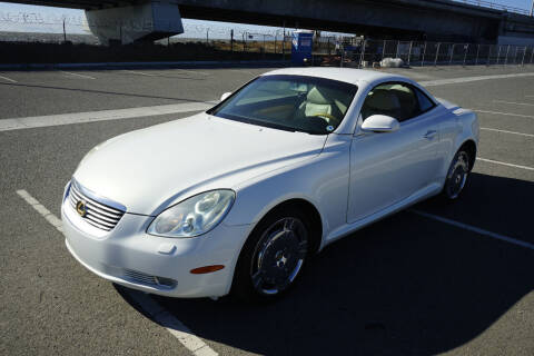 2003 Lexus SC 430 for sale at Sports Plus Motor Group LLC in Sunnyvale CA