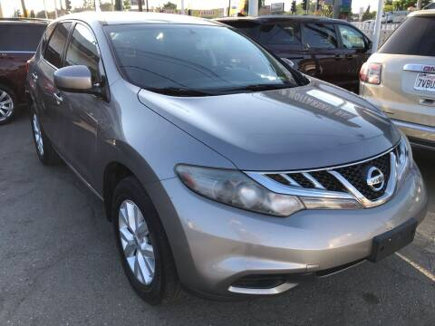 2011 Nissan Murano for sale at CAR GENERATION CENTER, INC. in Los Angeles CA