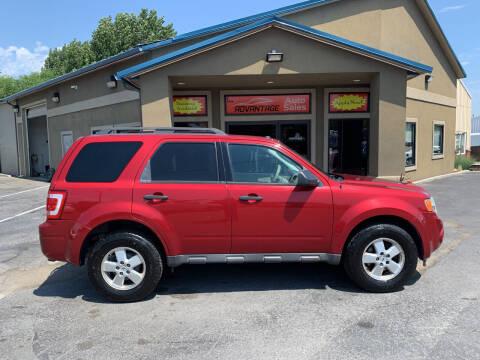 2009 Ford Escape for sale at Advantage Auto Sales in Garden City ID