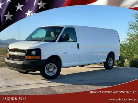 2006 Chevrolet Express Cargo for sale at Arizona Choice Automotive LLC in Mesa AZ