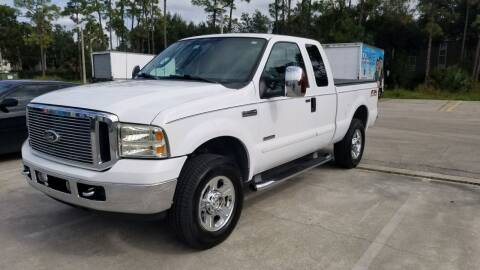 2007 Ford F-250 Super Duty for sale at Motorsota in Becker MN