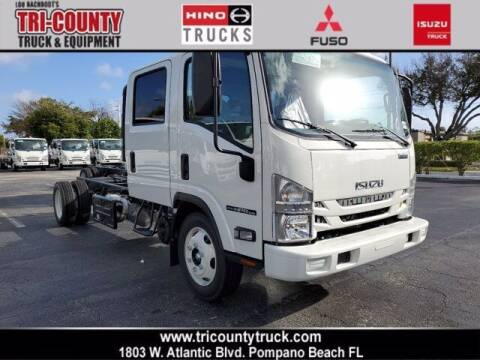 2021 Isuzu n/a for sale at TRUCKS BY BROOKS in Pompano Beach FL