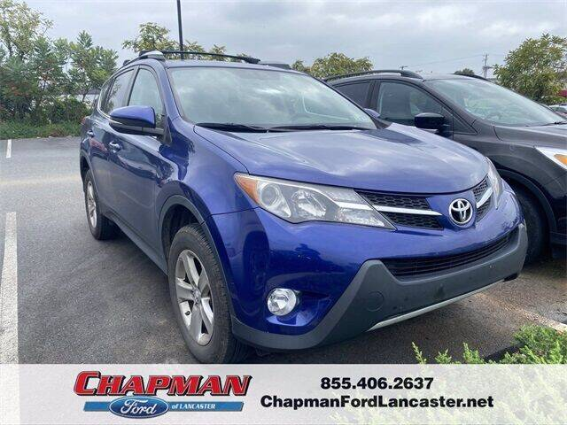 2014 Toyota RAV4 for sale at CHAPMAN FORD LANCASTER in East Petersburg PA