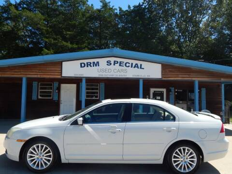 2009 Mercury Milan for sale at DRM Special Used Cars in Starkville MS