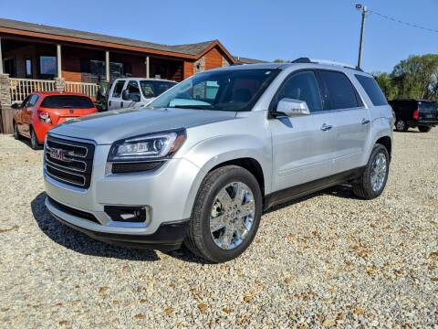 2017 GMC Acadia Limited for sale at Delta Motors LLC in Jonesboro AR