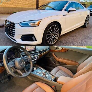 2018 Audi A5 for sale at CERTIFIED LUXURY MOTORS OF QUEENS in Elmhurst NY