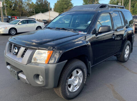 2007 Nissan Xterra for sale at American Motors Inc. - Belleville in Belleville IL