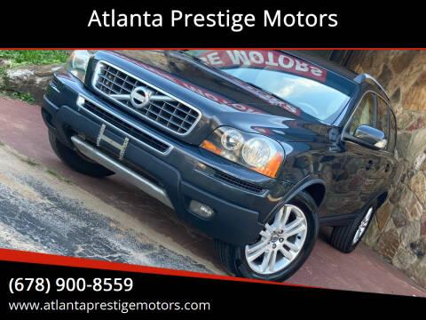 2011 Volvo XC90 for sale at Atlanta Prestige Motors in Decatur GA