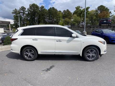 2019 Infiniti QX60 for sale at CU Carfinders in Norcross GA