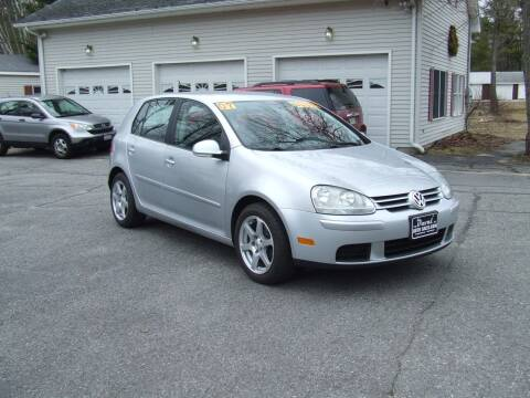2007 Volkswagen Rabbit for sale at DUVAL AUTO SALES in Turner ME