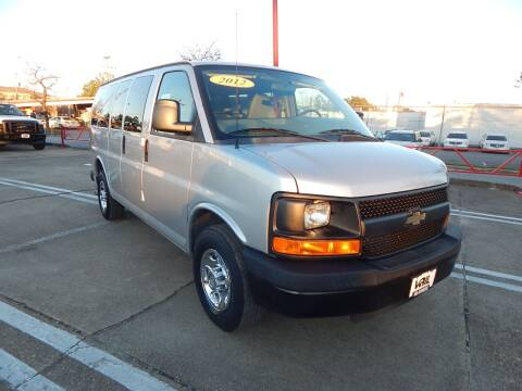 2012 Chevrolet Express Passenger for sale at Vail Automotive in Norfolk VA